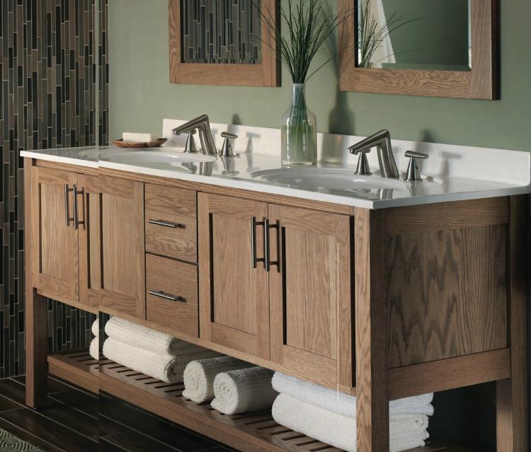 Interlude Vanity By Bertch Richmond Tile Bath - Bertch bathroom vanity